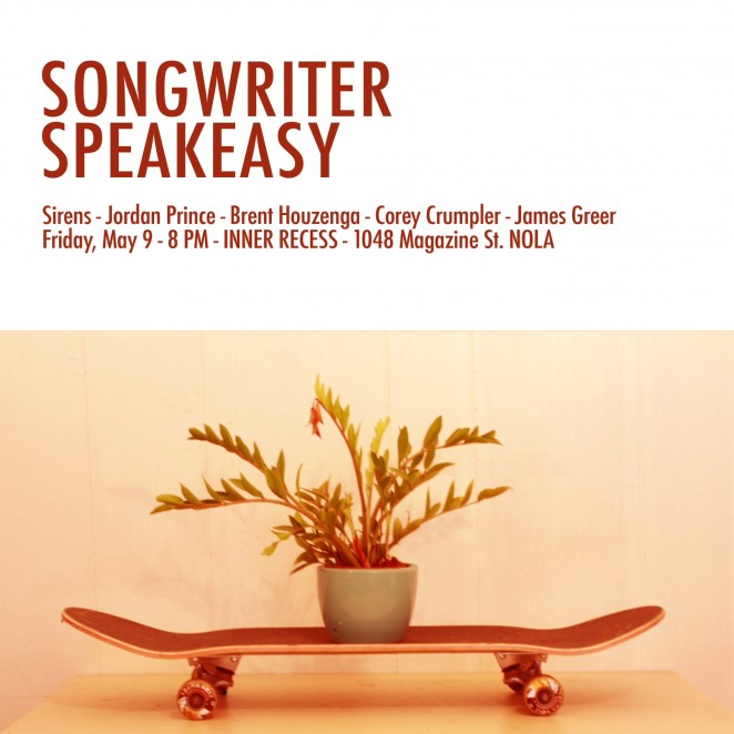 Songwriter Speakeasy
